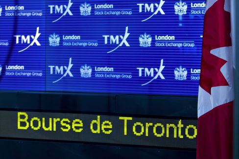 London Stock Exchange, Canada's TMX Shares Surge on Takeover