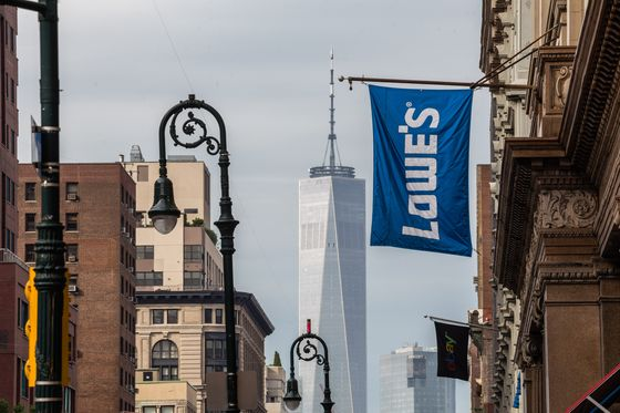 Lowe's Abandons Smaller Store Format in Retreat From Manhattan