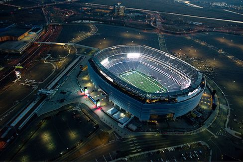 New Jersey Towns See Little Super Bowl Action