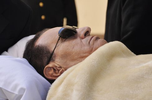 Mubarak Revived Twice Using Defibrillator After Heart Stopped