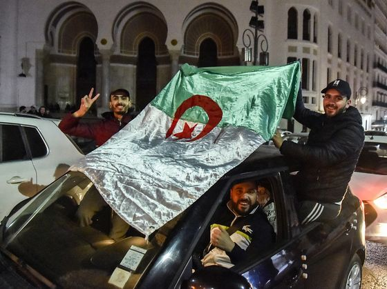 Algeria's Bouteflika Standing Aside Might Not End Protests