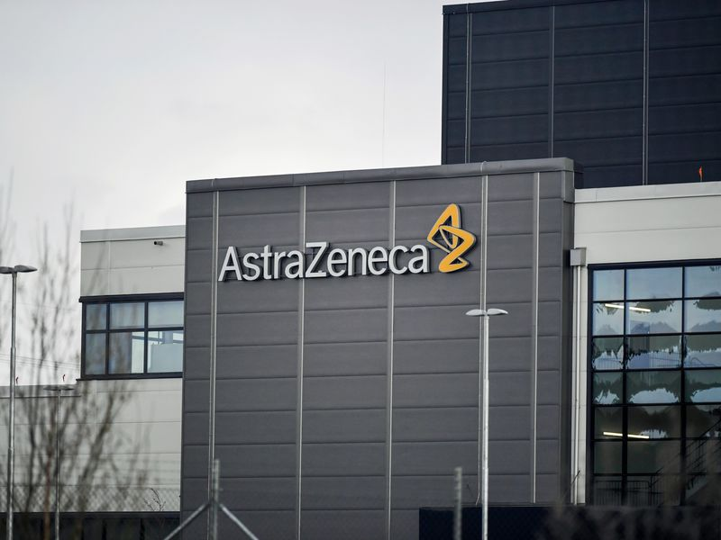 AstraZeneca Plc Raises Sales Forecast as New Cancer Treatments Gain