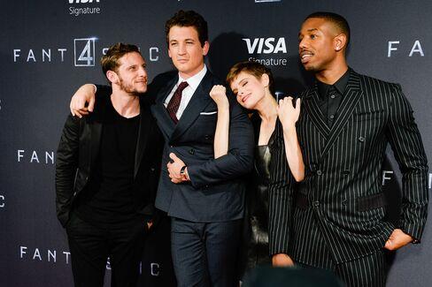 Fantastic Four New York Premiere
