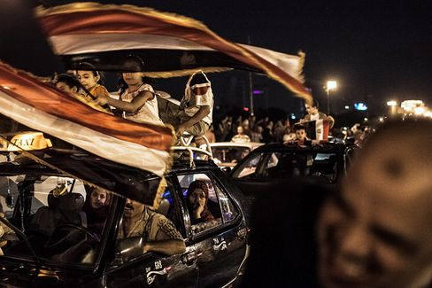 In Egypt, a Victory for Democracy but Fear for the Future