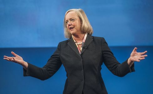Hewlett-Packard Co. Chief Executive Officer Meg Whitman