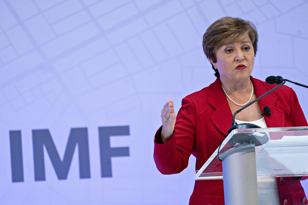 IMF Cannot Offer Argentina a Haircut on Loan, Georgieva Says
