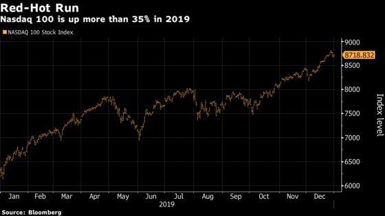 U.S. Stocks Rally to Cap Best Year Since 2013: Markets Wrap