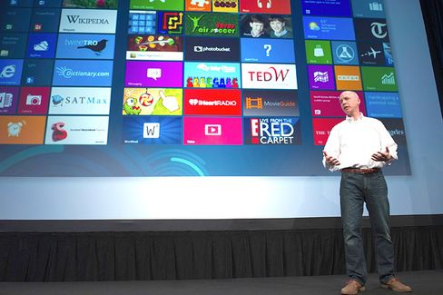 With Creativity, the Computing Industry Can Survive Windows 8