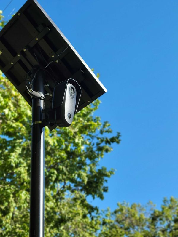 relates to Suburbs of Surveillance