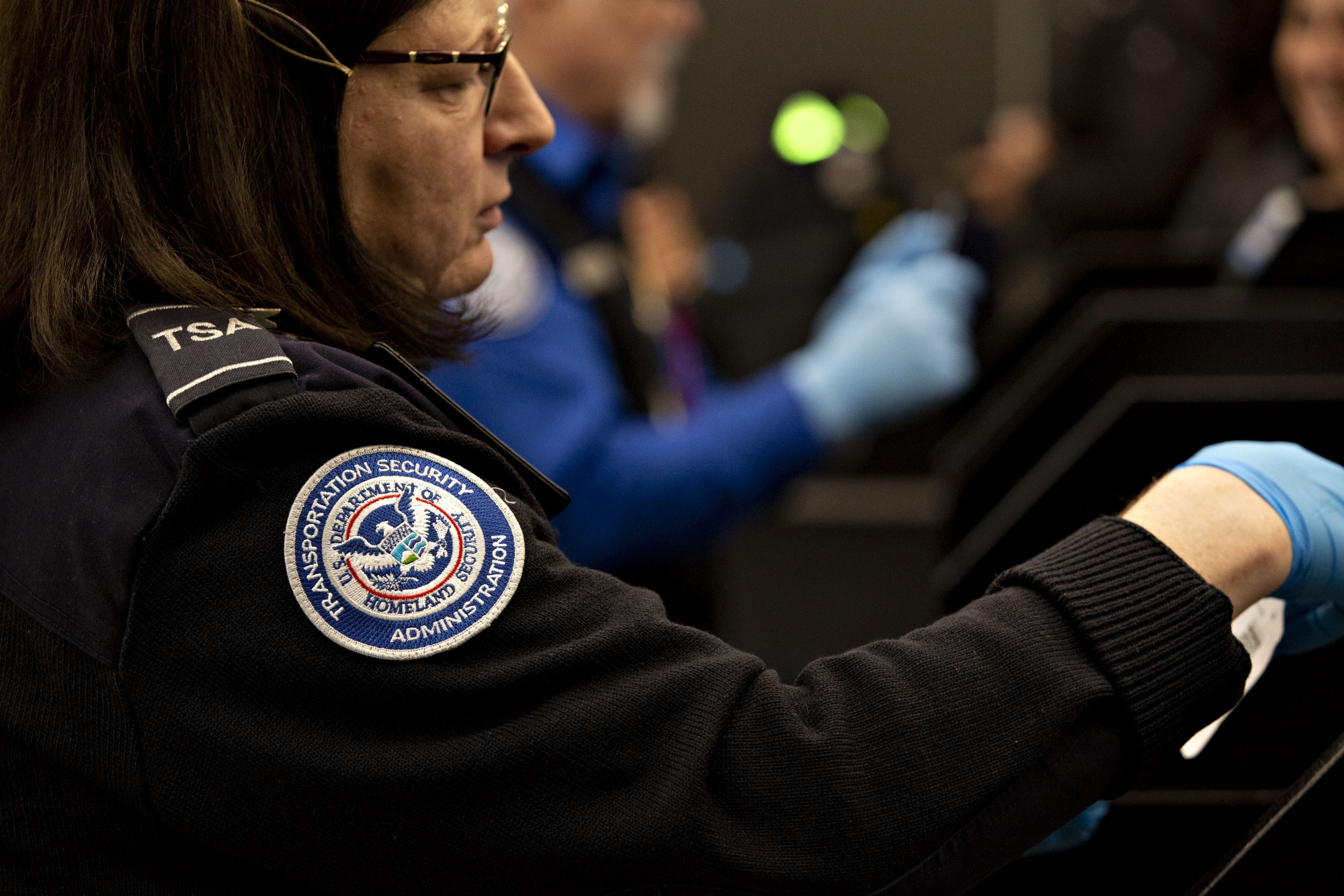 bloomberg.com - Alan Levin - More Unpaid TSA Screeners Are Citing Financial Hardship for Missing Work