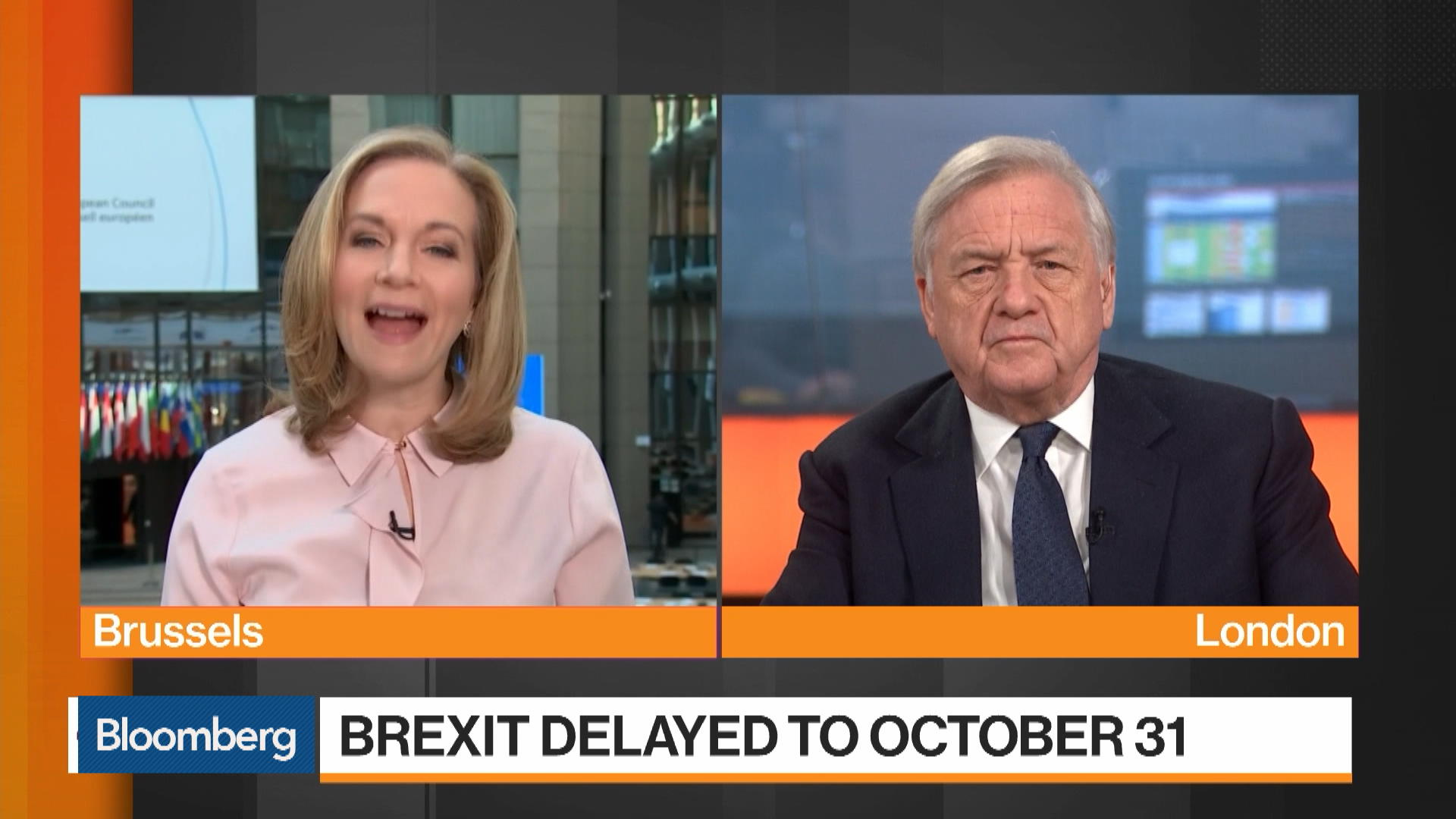 Rake: Staying in Customs Union Is Most Sensible Answer for U.K. Economy