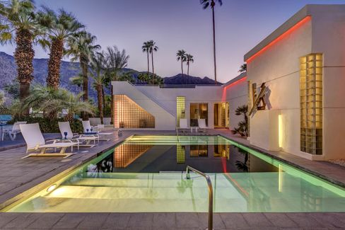 "520 W. Via Lola is in Old Las Palmas, the ""Beverly Hills of Palm Springs."""