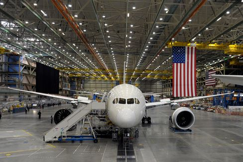 Boeing Gets Lift as Dreamliner Production Hits Stride