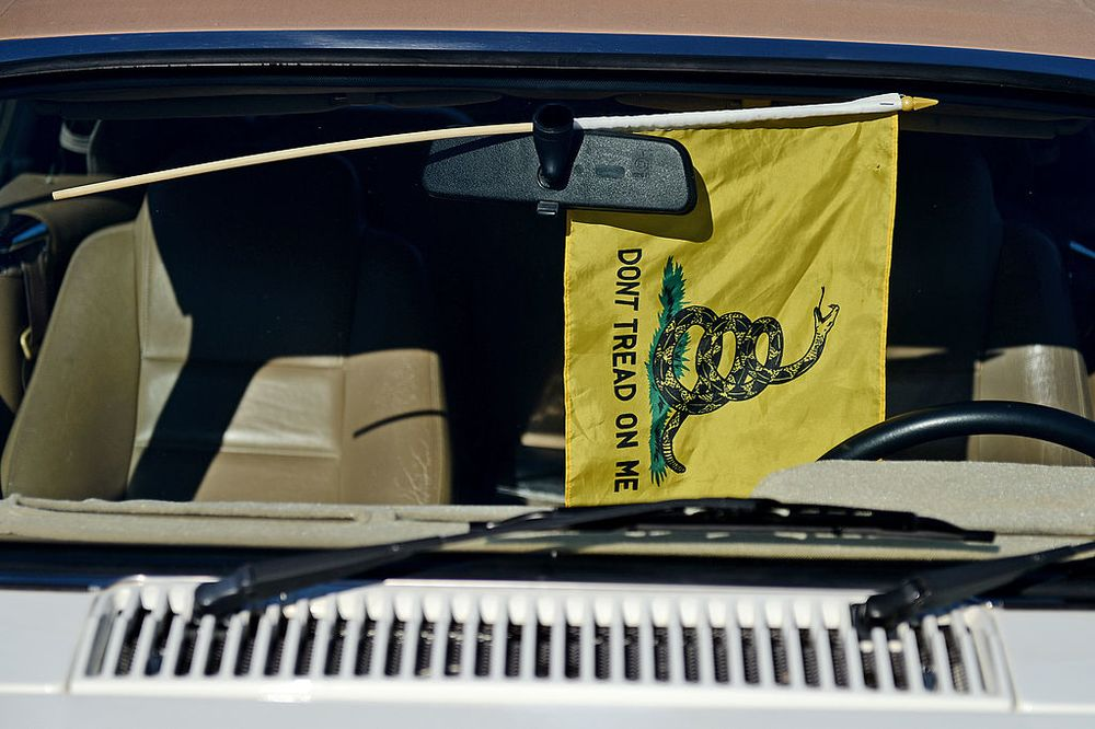 EEOC Harassment Ruling on Gadsden Flag Is Right - Bloomberg
