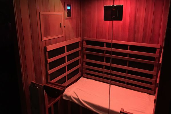 If You Visit An Infrared Boutique, Bring A Book And Your Headphones. You  Can Even Book A Double Space Sauna And Bring A Friend.