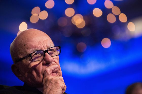 Murdoch Caps Long Career by Laughing All the Way to Bank