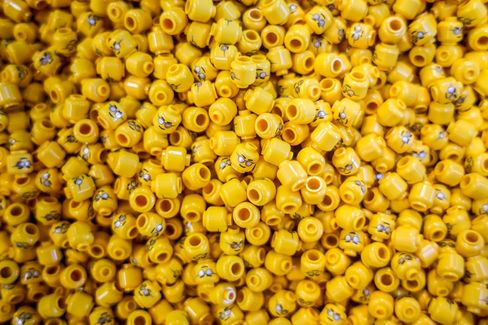 Lego Production and Packaging At The Newly Expanded Lego A/S Factory