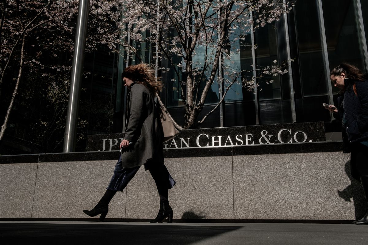JPMorgan Is Said to Boost Bonus Pool for Stock Traders