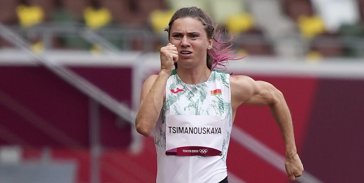 Belarus Sprinter 'Safe' After Reported Pressure to Leave Tokyo