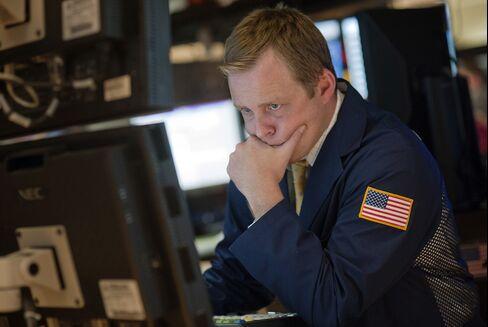 Stocks, U.S. Futures Pare Losses