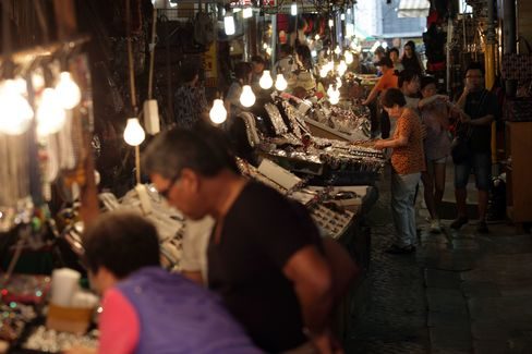Market in Seoul