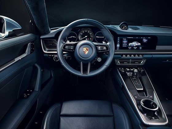 Porsche Hints at Hybrid 911 With New $113,000 Carrera S