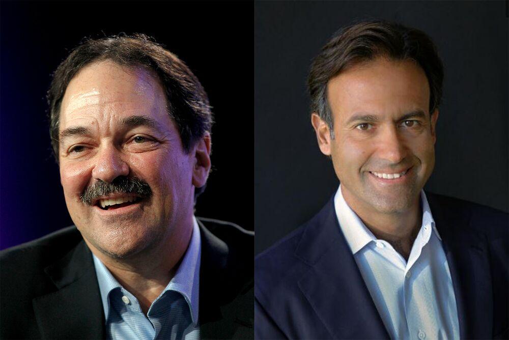Wall Street Giants Battle a Secret Deal Whisperer on Tech