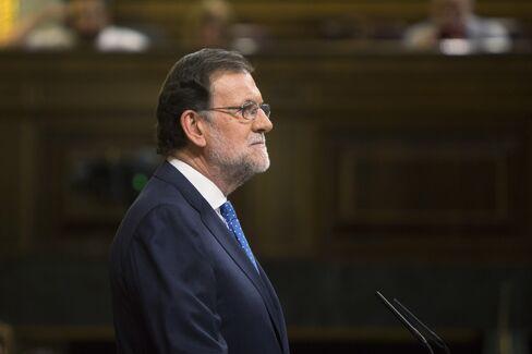 Mariano Rajoy on Aug. 30.