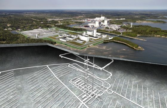 Sweden Risks Blackouts as It Runs Out of Space to Store Nuclear Waste