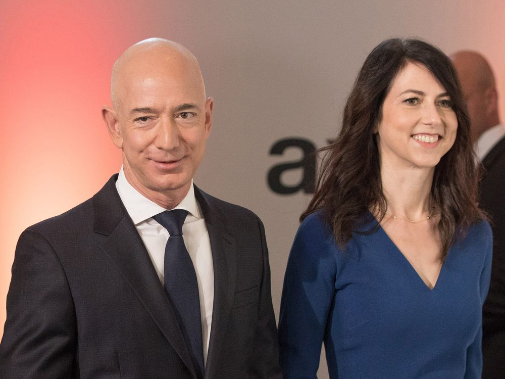 EXCLUSIVE : Jeff Bezos to step down as CEO of Amazon, to be replaced by AWS chief Andy Jassy