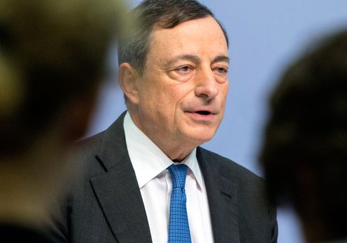 ECB President Mario Draghi intends to maintain the program, called quantitative easing, through September 2016.