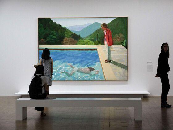 Billionaire TraderSeeks $80 Million for David Hockney Painting