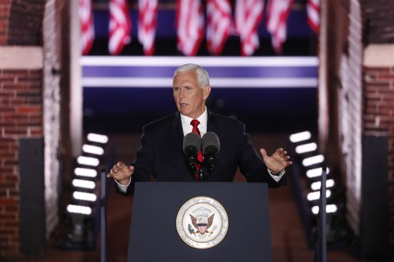 Pence Draws 17.3 Million Viewers in Off Night for Convention