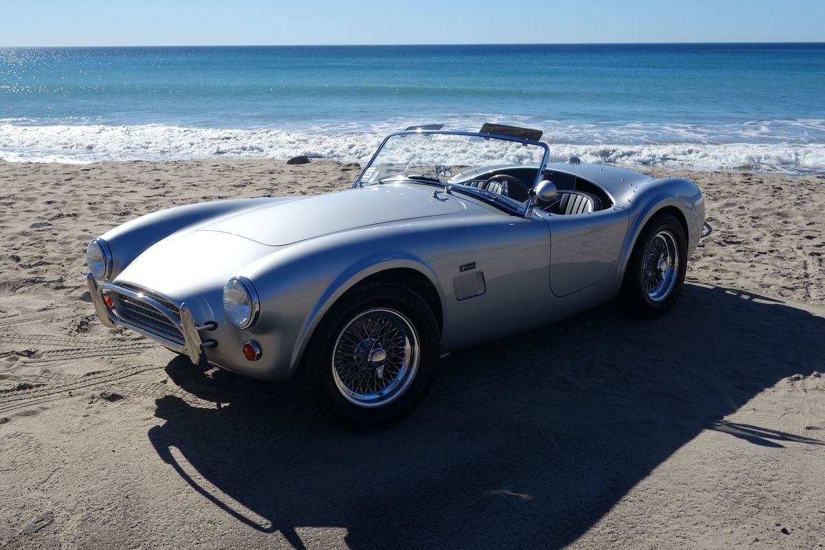 Up Close With the Superformance MKII Slab Side Cobra: Photos