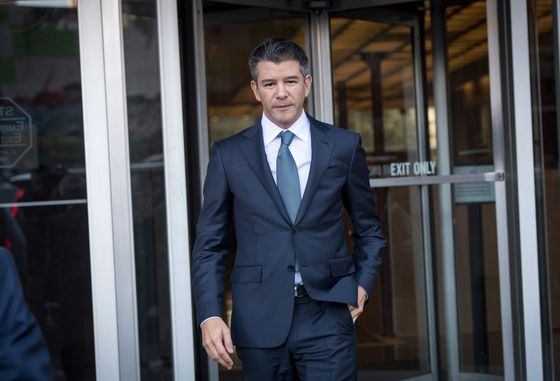 Uber and Travis Kalanick Are in Business Again. This Time, as Competitors