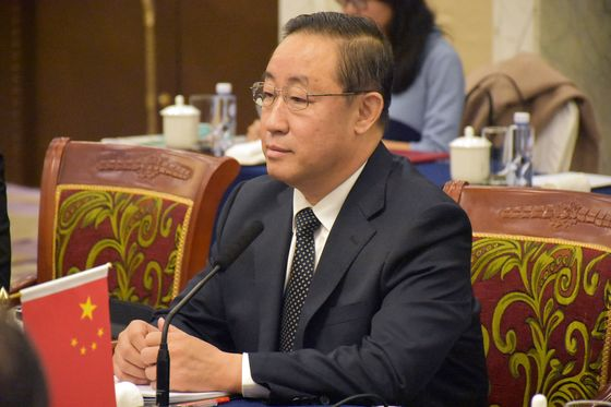 Former Chinese Justice Minister Fu Put Under Disciplinary Probe