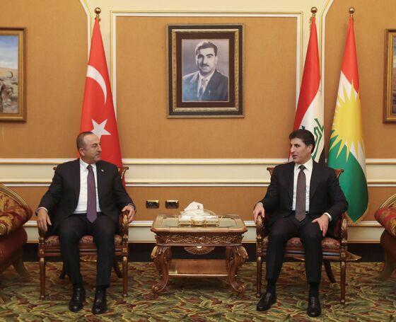 Cornered by Iran Sanctions, Turkey EyesIraqi Oil, Sources Say