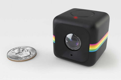 Polaroid Goes After GoPro With a $99 Action Camera