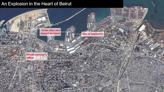 Beirut Explosion Destroys Tons of Lebanon's Food Stocks
