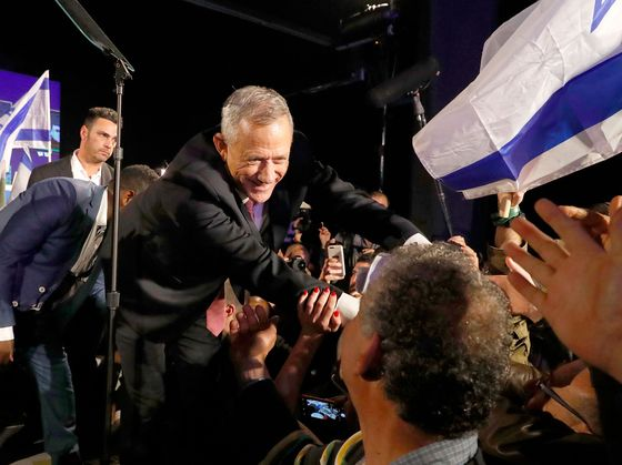 Security Becomes Muddy Battleground in Israel's Election