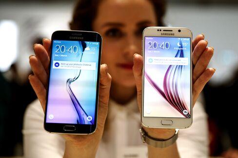Samsung Galaxy S6 Edge And Galaxy S6 Smartphone