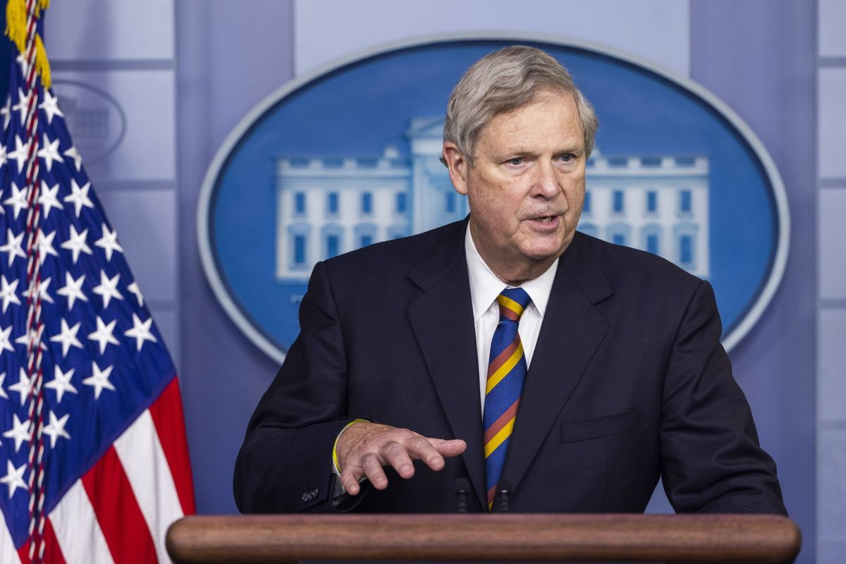 bloomberg.com - Mike Dorning - Biden Agriculture Chief Predicts Moderation in Food Inflation