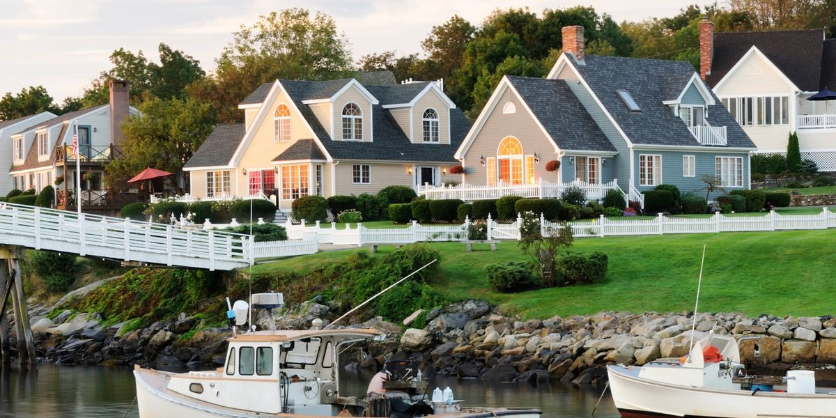 The Most (and Least) Popular Spots for U.S. Vacation Homes