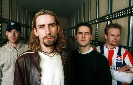 Yes, There Was a Nickelback Debate in Congress Yesterday