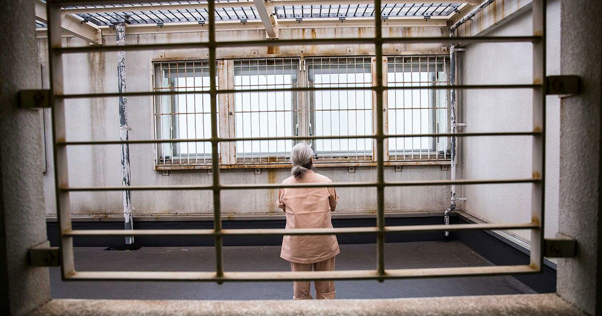Japan's Prisons Are a Haven for Elderly Women