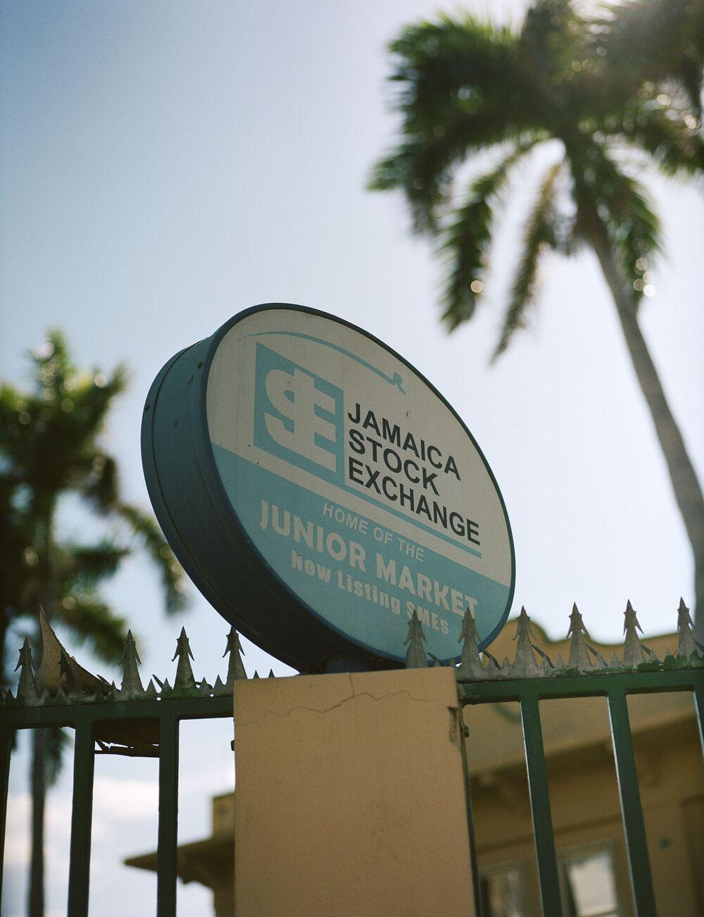 The Jamaican Stock Exchange Is