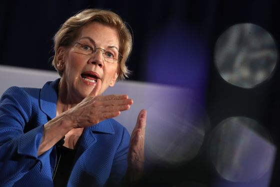 Warren Proposes Renewing Assault Weapon Ban, Hiking Gun Taxes