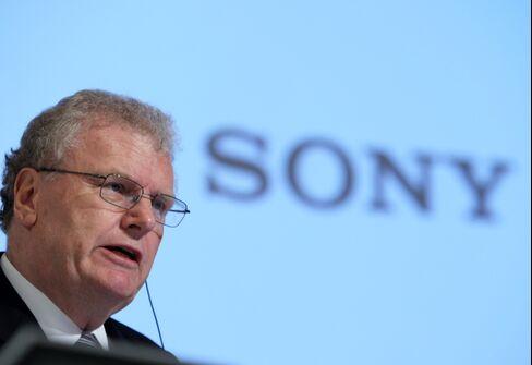 Sony Corp. Board Chairman Howard Stringer