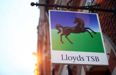 Lloyds First-Quarter Profit Jumps as Loan Impairments Fall