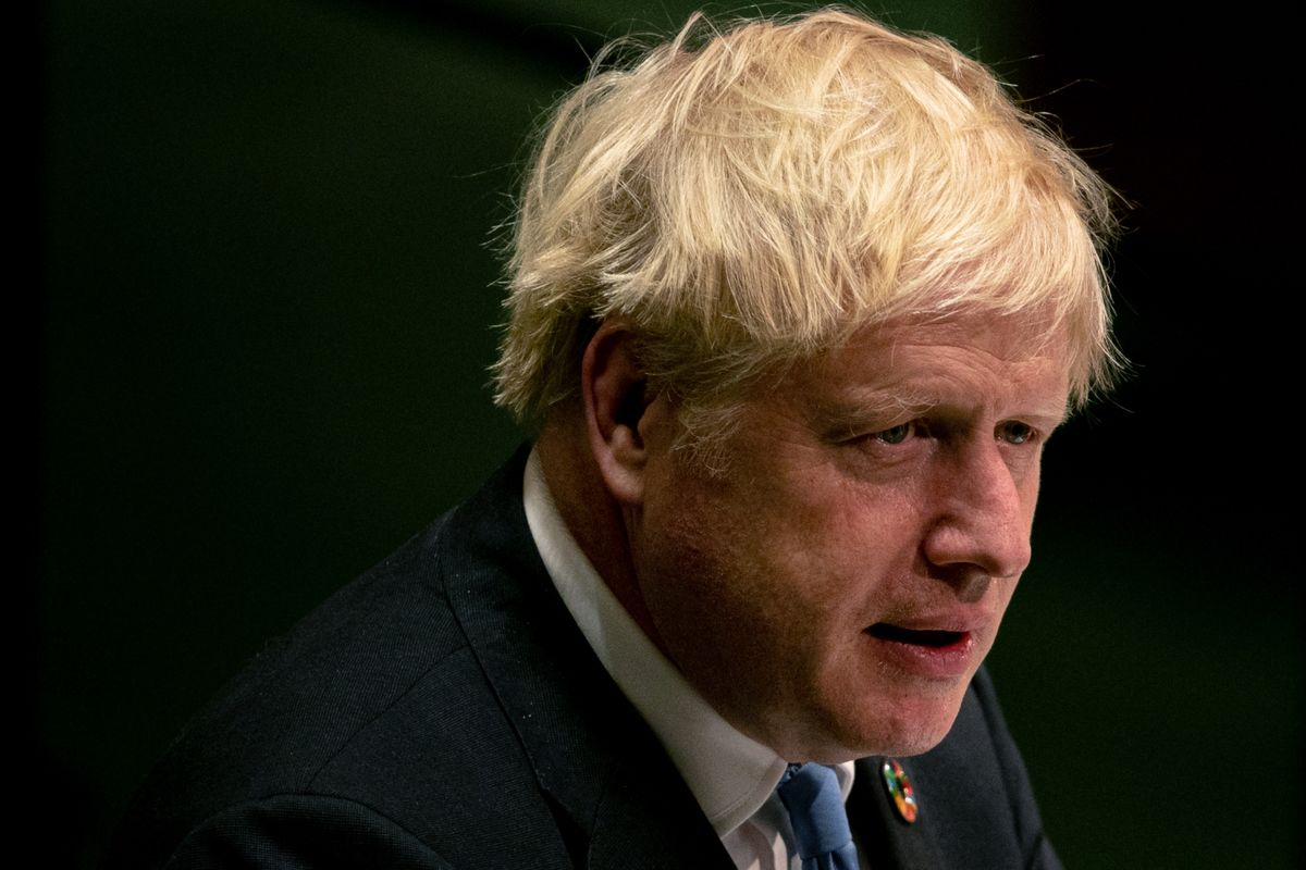 Boris Johnson 'Able to Do Short Walks, Between Periods of Rest'
